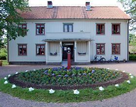 Johan Blomqvist, Olssonska farm -
