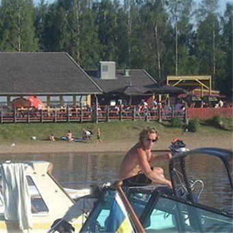 Bangolf Strandbaden Årsunda
