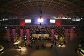 Göransson Arena - Konferens