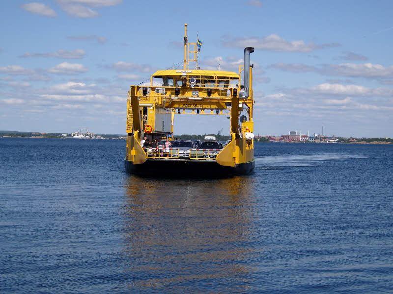 Aspö ferry