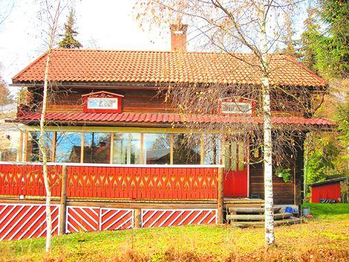 Private House M76 Storhöjenvägen, Våmhus, Mora