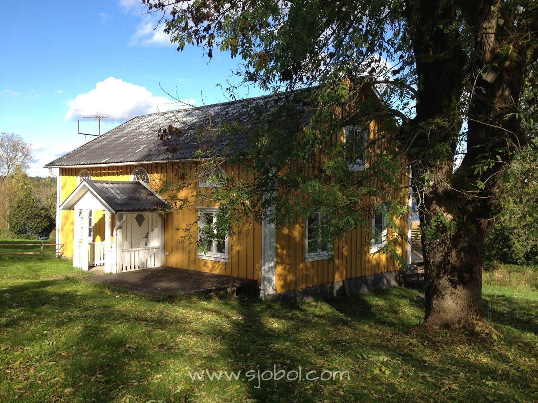 Sjöbol - Uthyrningshus, SPA, fiske och natur