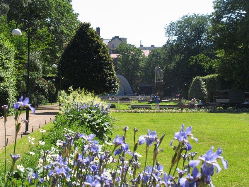 Hoglands park