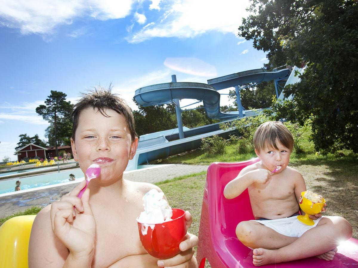 Västervik Resort Lysingsbadet - Camping
