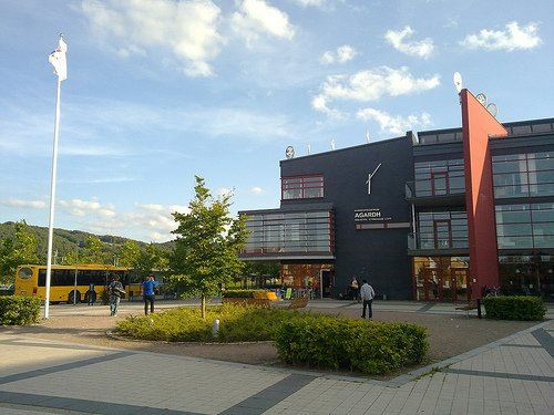 utflyktsverige.se, Båstads Library