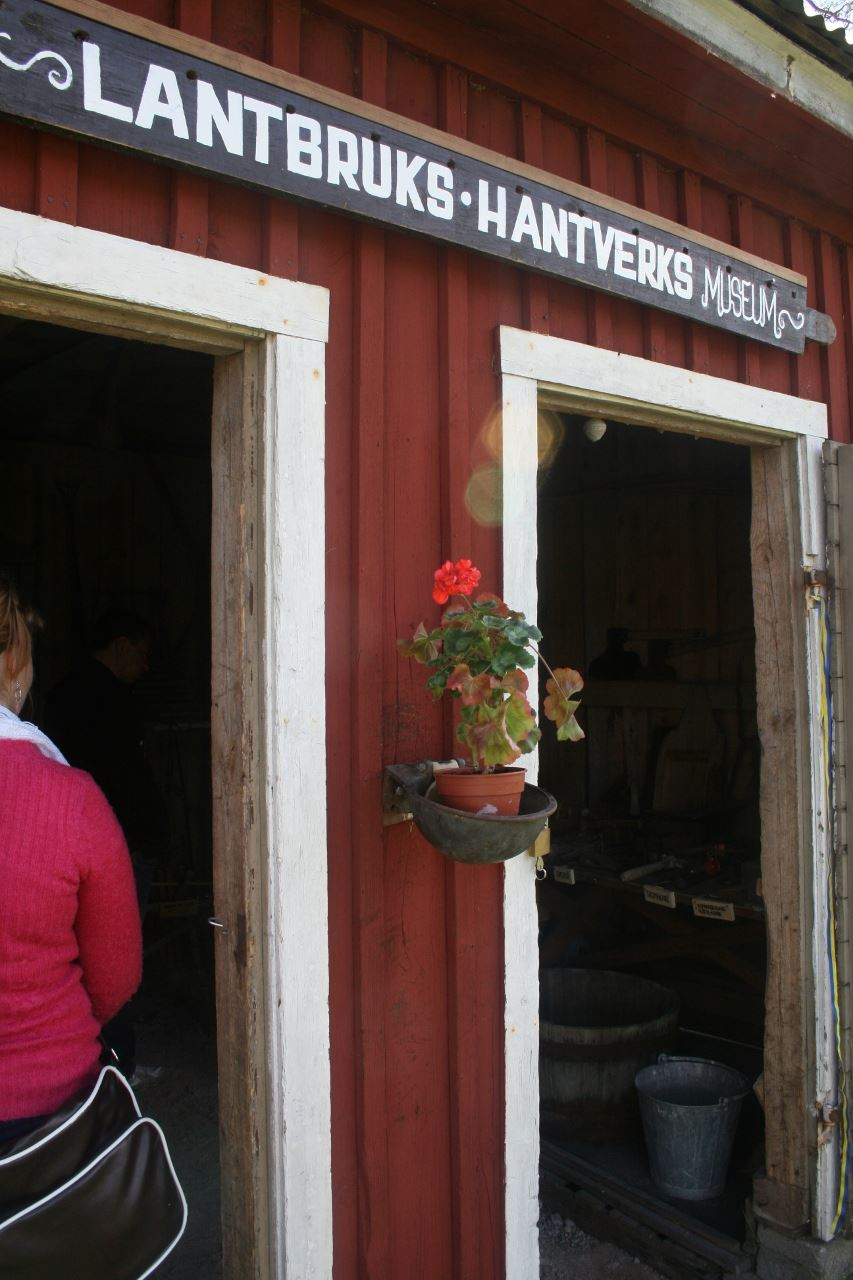 Lantbruks- och hantverksmuseum i Fridhem, Ishult