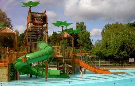Furuviksparkens pool