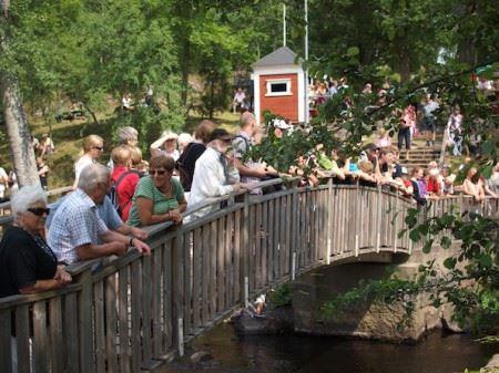 Lena Sjöberg, Fair in Mörtfors