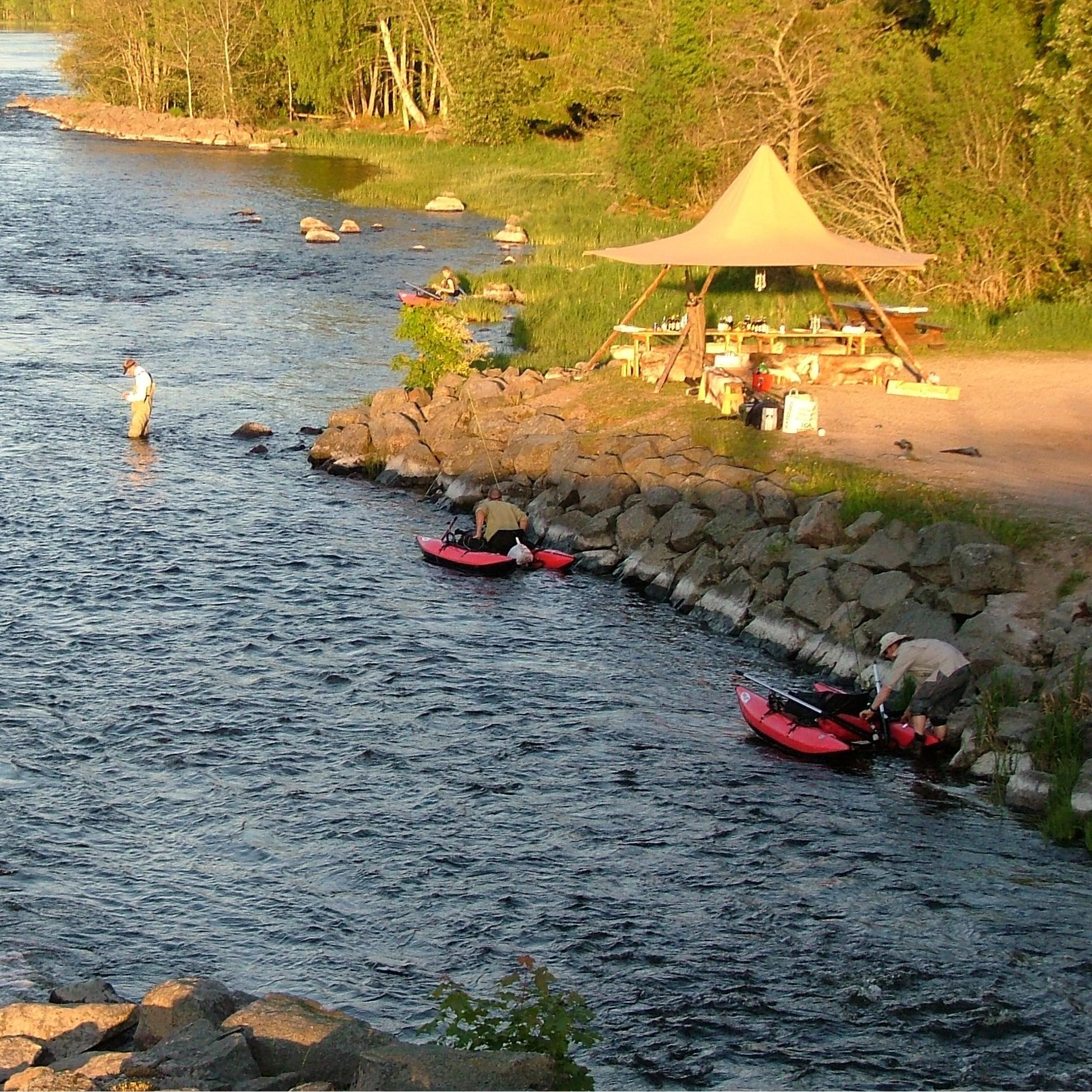 Rental of canoes  - Gysinge - Äventyrsservice