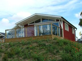 Cottage 33, self-catering, 45 m2