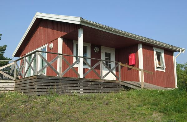 Cottage, self-catering, 40 m2