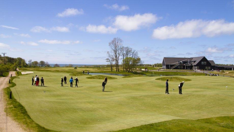 Hotell Golfarenan