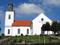 Hovs Kyrka, Hovs Church