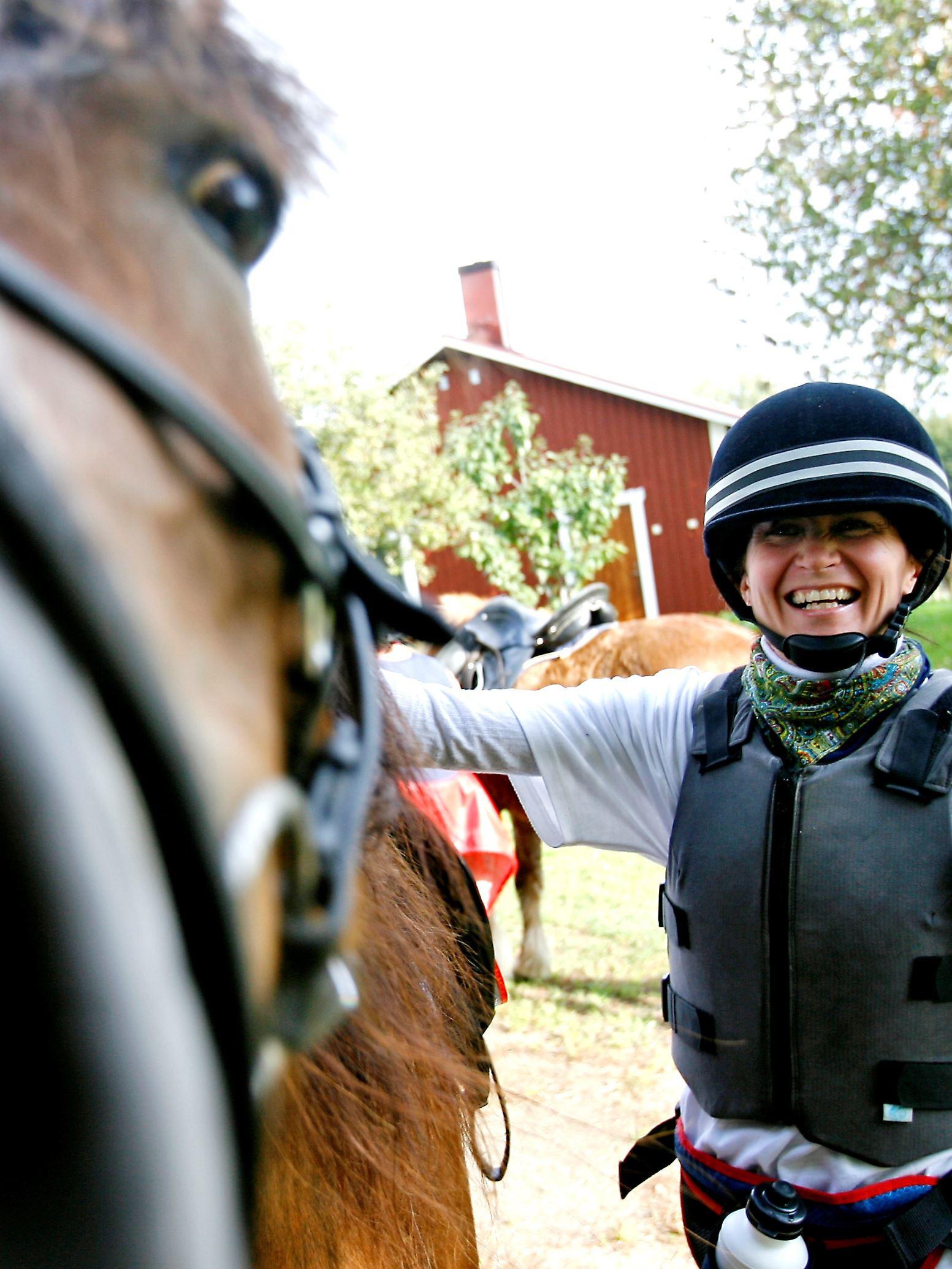 Hobbyhästens Turridning, Billans fäbod