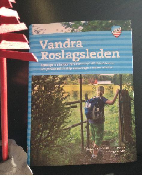 Vandra Roslagsleden av Gunnika Isaksson-Lutterman