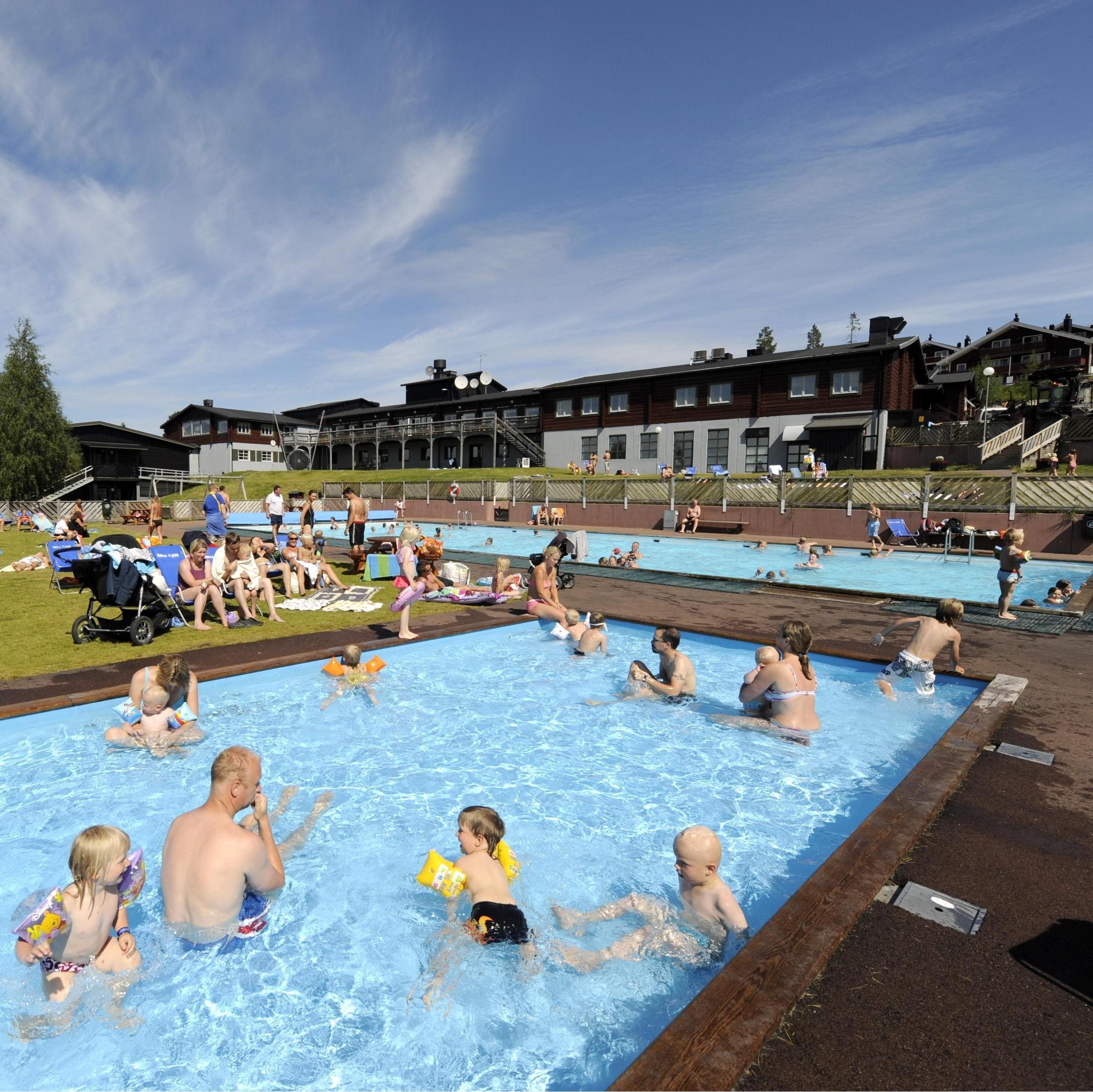 Idre Fjälls activity center