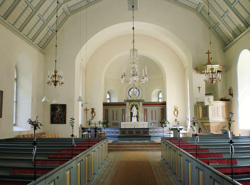 Sturkö kyrka