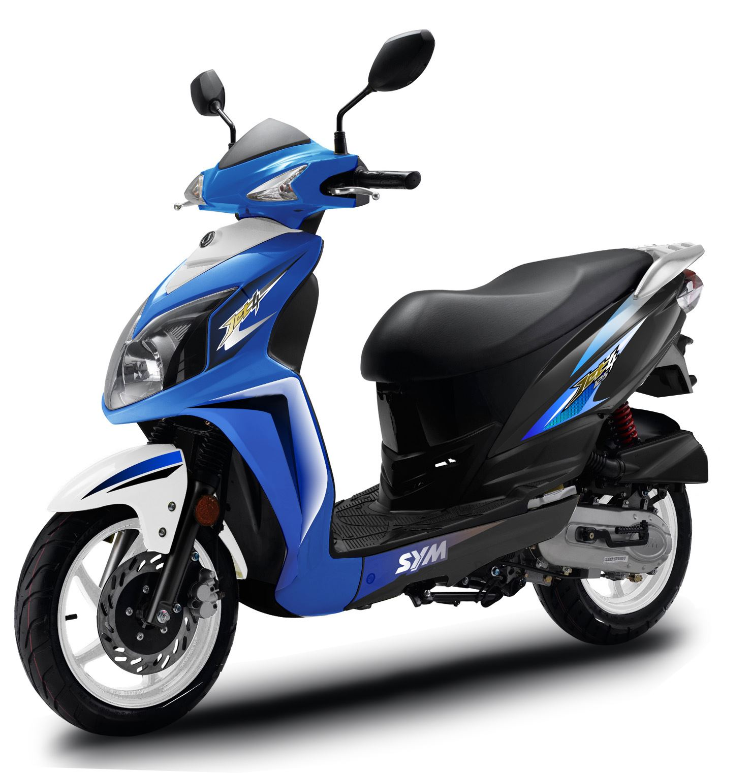 Sym Jet EU-Moped