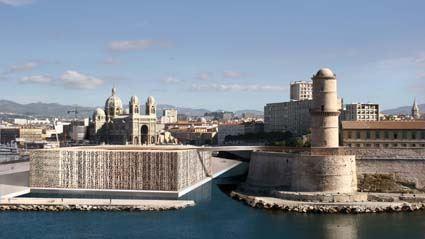 Parcours architectural autour du MuCEM 29/09/2016 Septembre en Mer