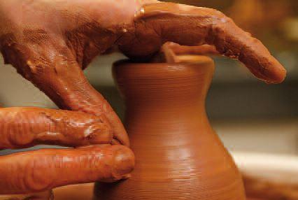 Kus' pottery