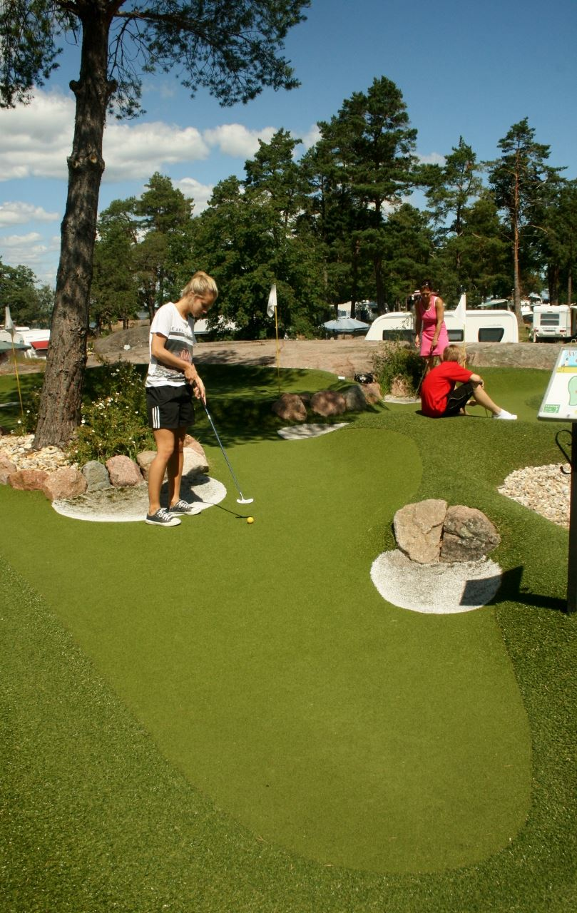 First Camp Gunnarsö Adventure Golf