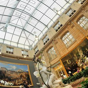 Eblouissants reflets, 100 chefs d'œuvre impressionnistes