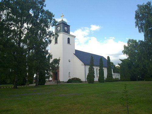 Hultsfreds kyrka