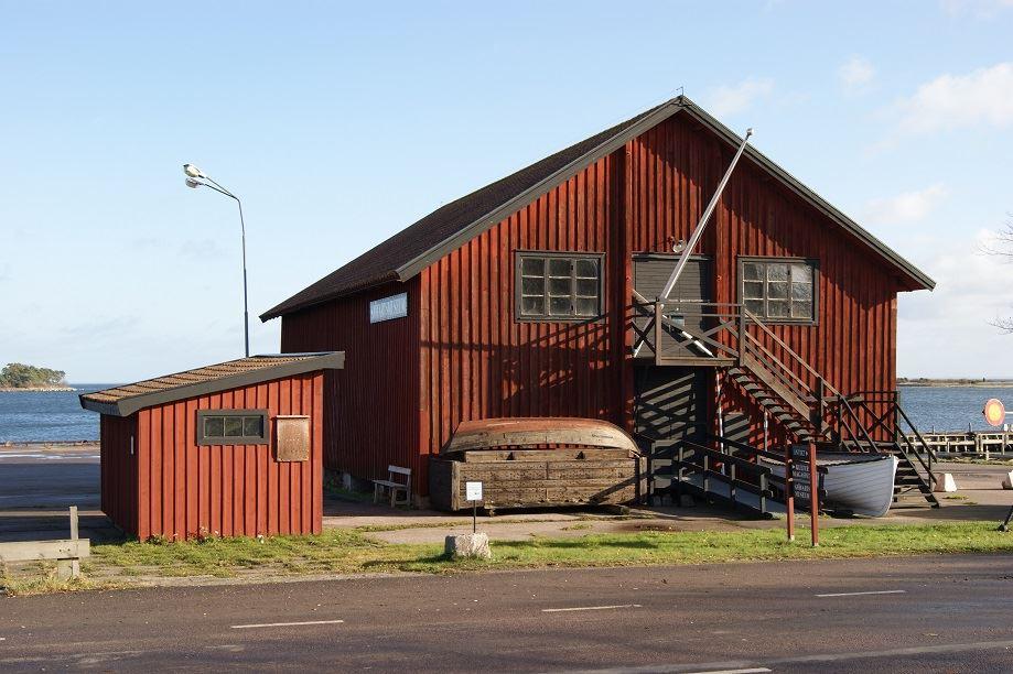 Bergkvara Maritime Museum