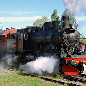 Mikael Dunker,  © Sveriges Järnvägsmuseum, Järnvägsmuseet - OBS! Stängt för renovering