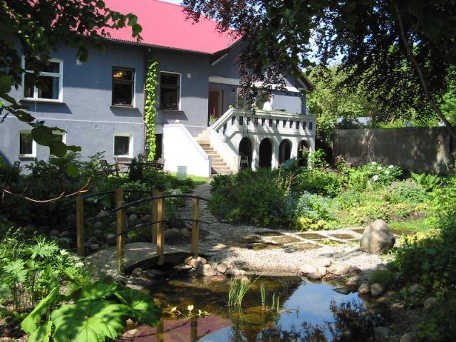 Blå Huset i Borrby