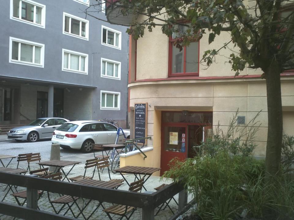 Govinda's i Malmö