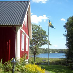 Foto Stugsommar, Boka stuga i Hässleholm med omnejd