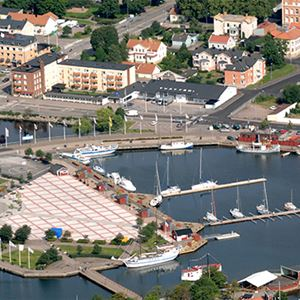 Brädholmen Gasthafen