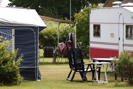 Havslätt Café & Camping, camping