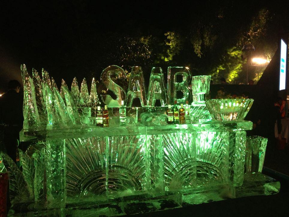 Ice event