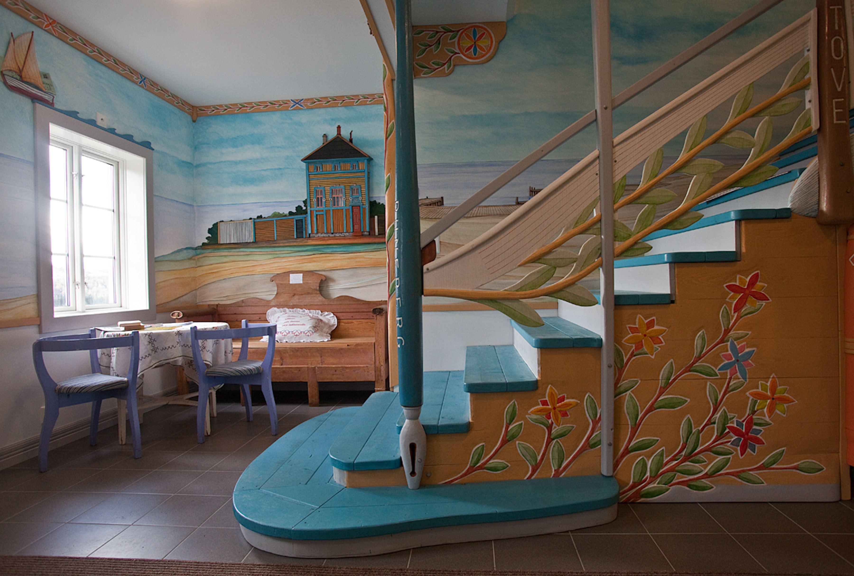 Hotell Sestola Gård - Mannaminne