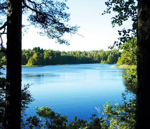 Fedingesjön och Fagerhultssjön