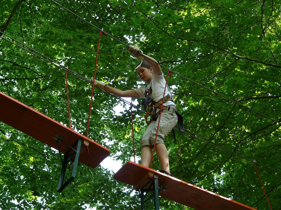 Isaberg,  © Isaberg, Isaberg tree top adventure