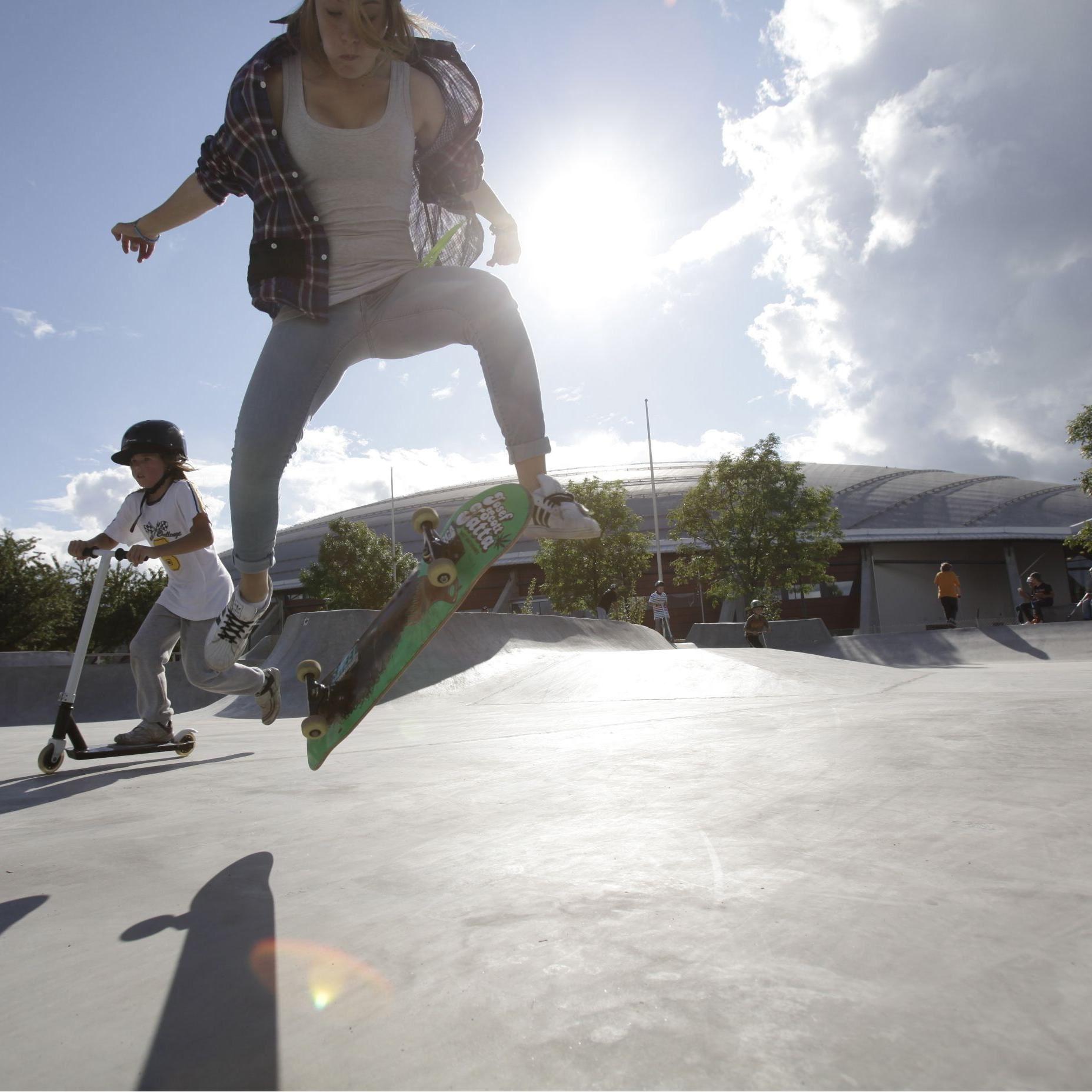 Sandvikens Skatepark