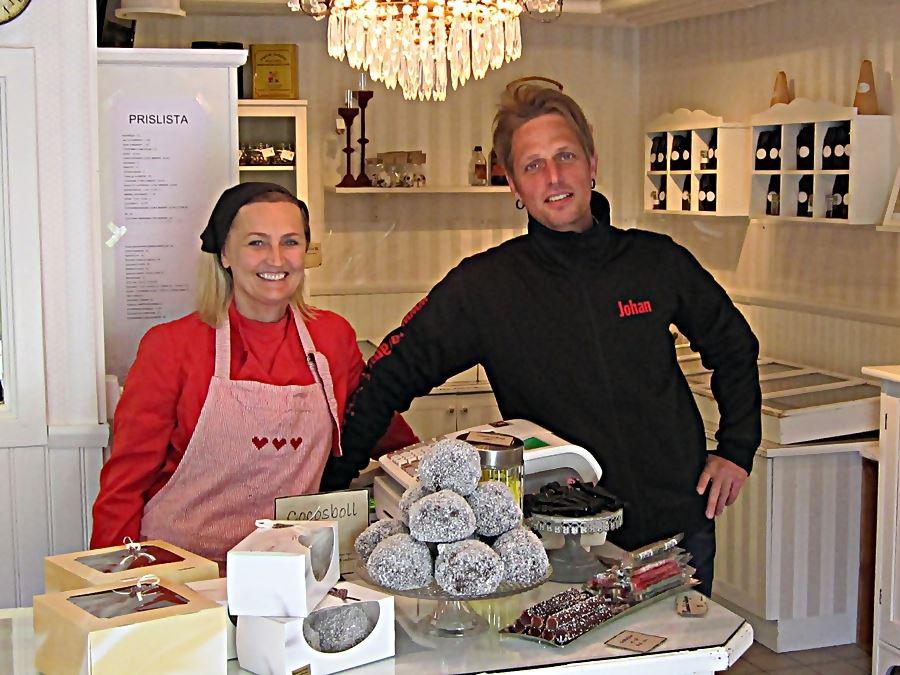 Heléna Adela Skiöld,  © Heléna Adela Skiöld, Mariannelunds Karamellkokeri