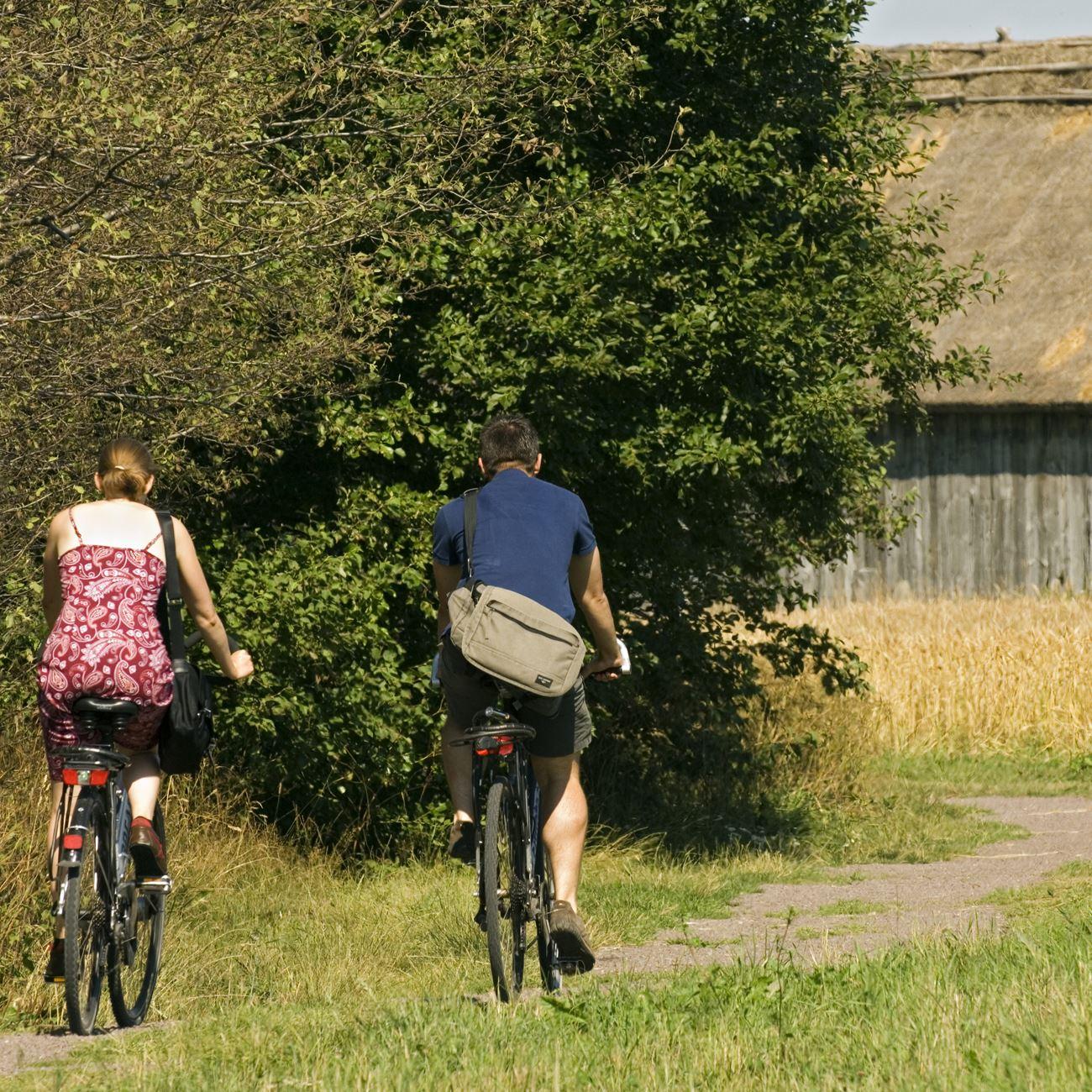 © Värnamo Näringsliv AB, I och runt om Värnamo finns det massor med trevliga cykelrundor.