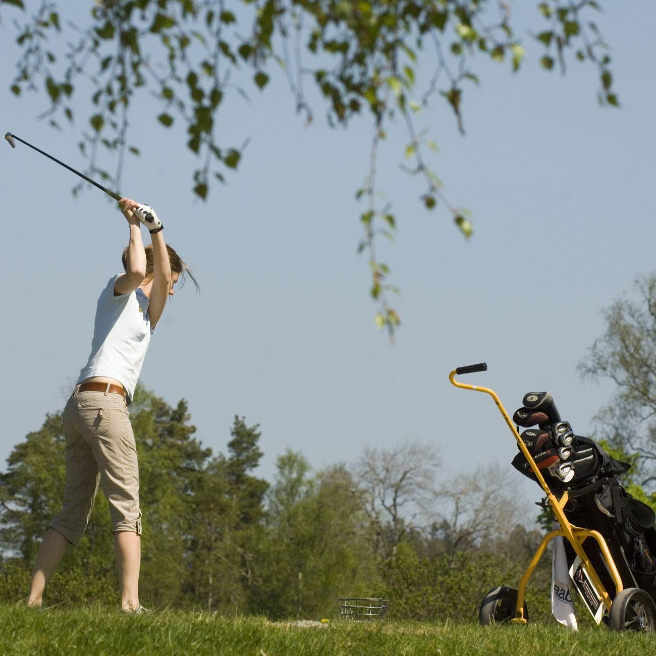 Smålandsbilder.se,  © Värnamo Näringsliv AB , Golfclub Lanna