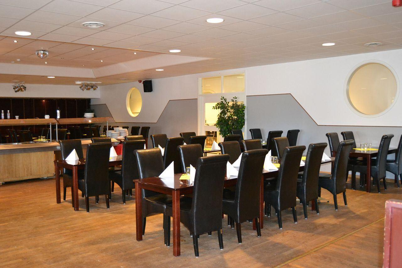 Bowlingmagasinet i Värnamo,  © Värnamo Näringsliv AB, Restaurang på Bowlingmagasinet i Värnamo
