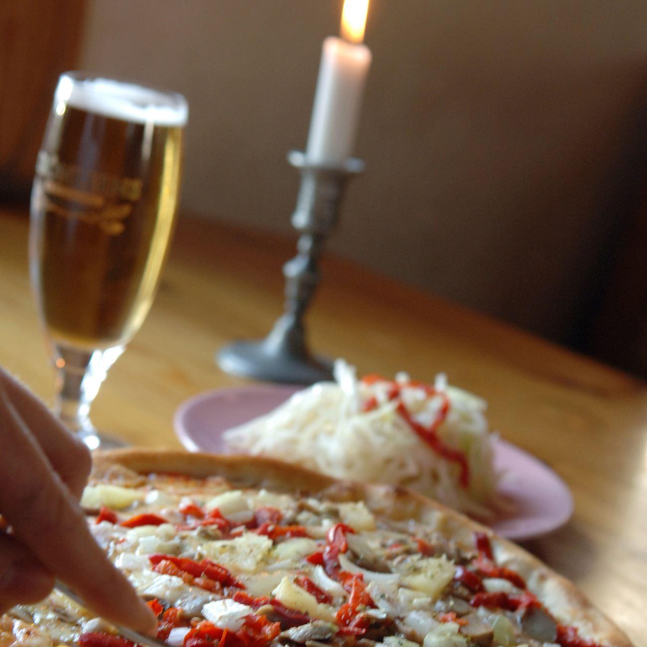 Smålandsbilder.se,  © Värnamo Näringsliv AB , Pizzeria Chaplin - Europe's best pizza
