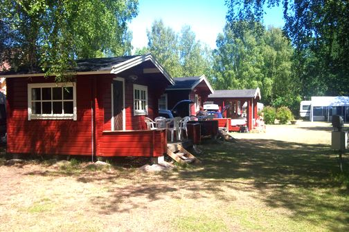 Ronneby havscamping -Cabins