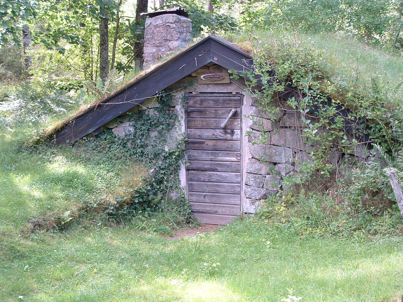 Rickard Ohlsson, Back-Antes cottage