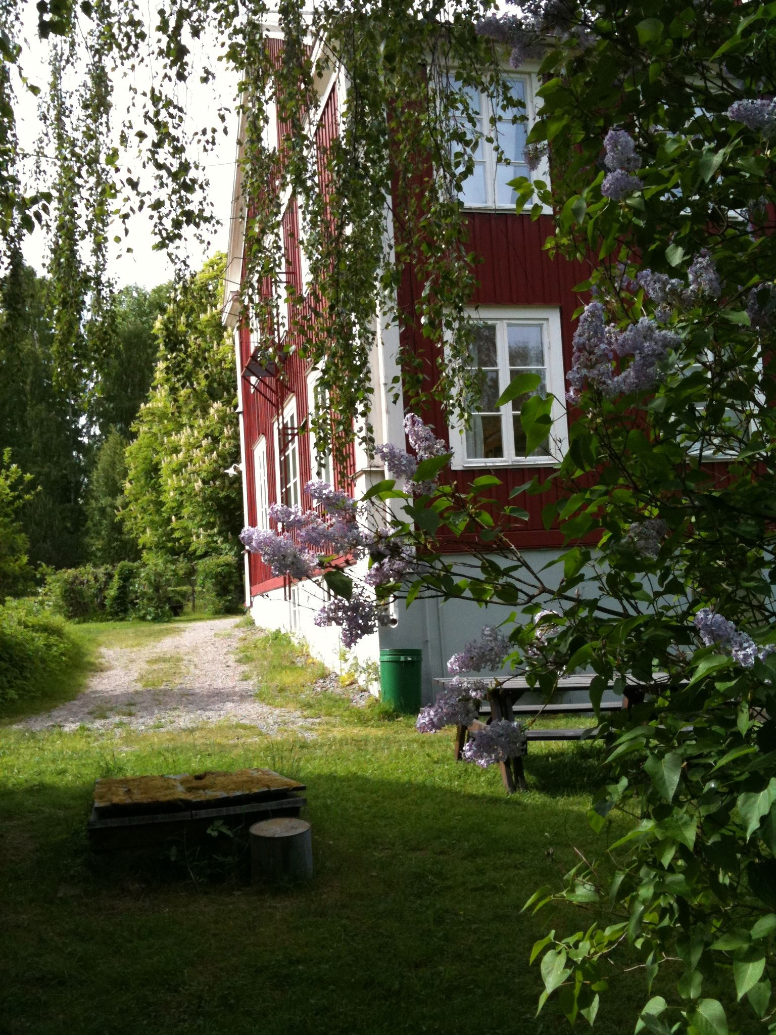 Södertälje Vandrarhem Tvetagården, SVIF
