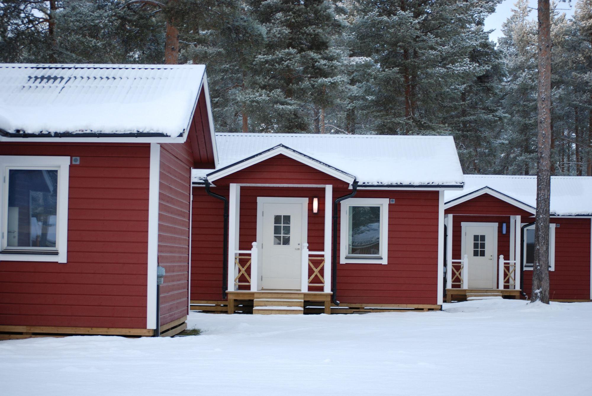 Arctic Camp Jokkmokk/Cottages