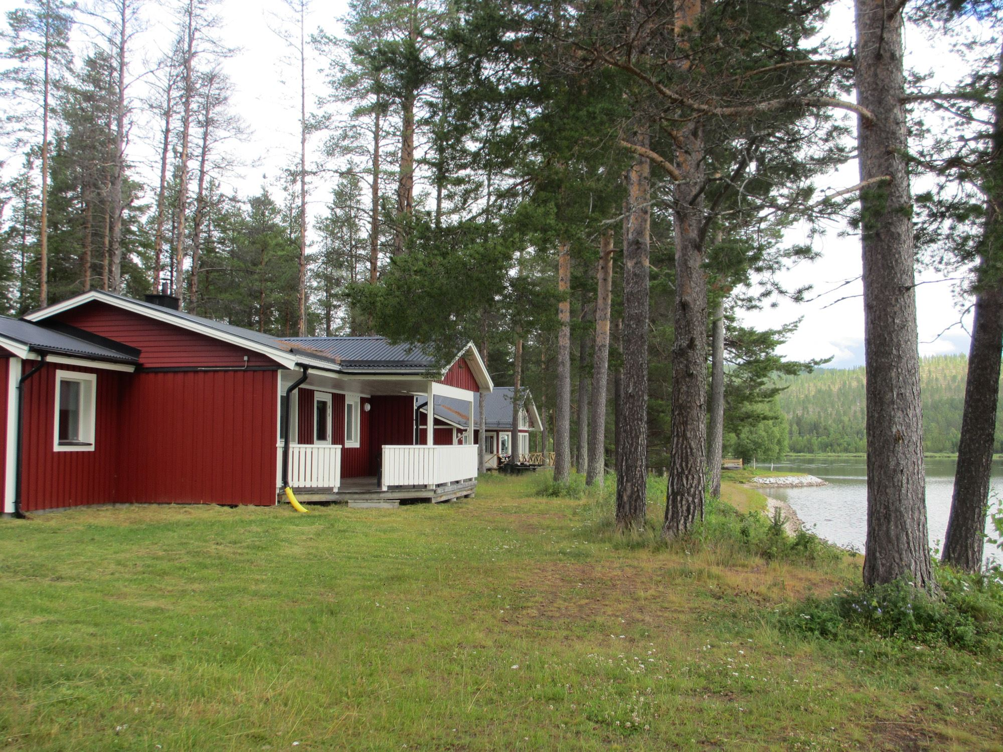 Arctic Camp Jokkmokk/Cottages
