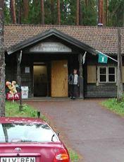 Styggforsens Kaffestuga och naturreservat